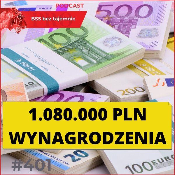 #401 1080000 pensji dla szefa SSC w Polsce!