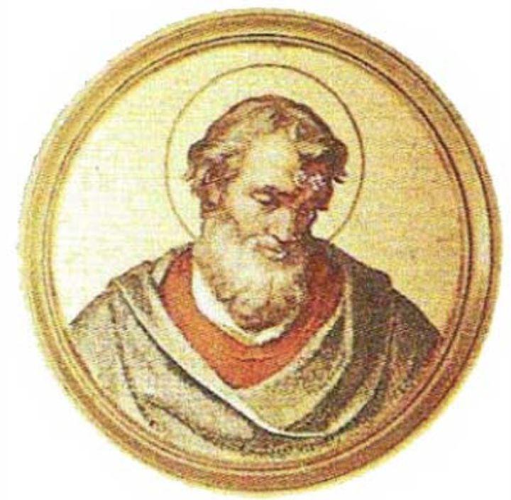 San Aniceto, Papa y mártir