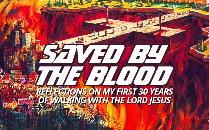 NTEB RADIO BIBLE STUDY: 30 Years Ago Today I Bowed My Head And My Heart To Receive Jesus Christ As Lord And Saviour
