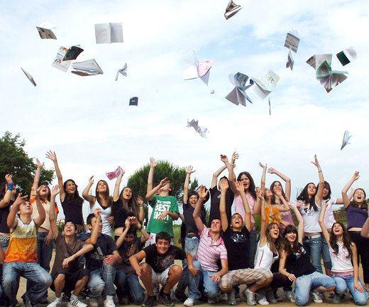 L'école va terminer