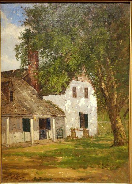 "Episode 48: Henry O. Tanner: ""Wynkoop House"""