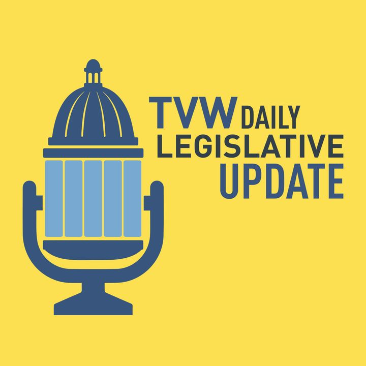 Legislative Update from April 16, 2021