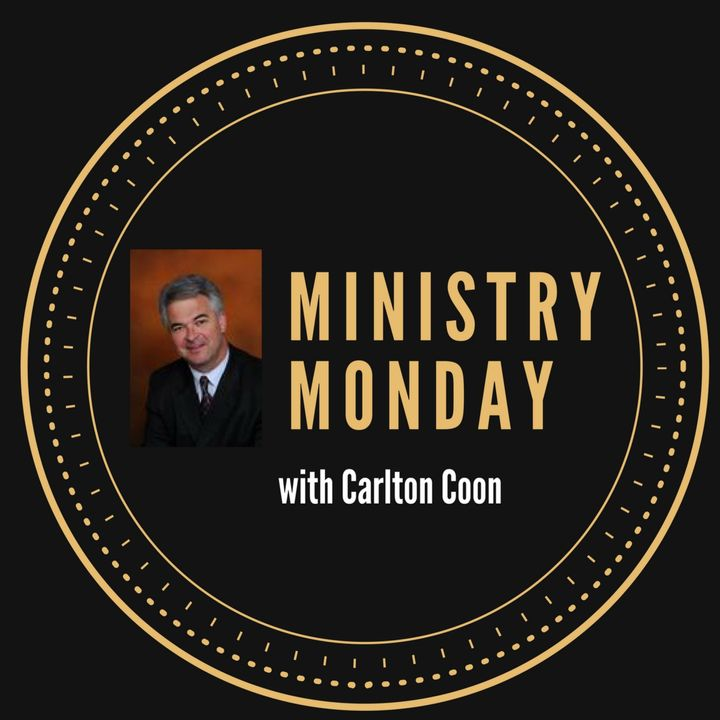 Ministry Monday July 6, 2020--Touching the Wounded