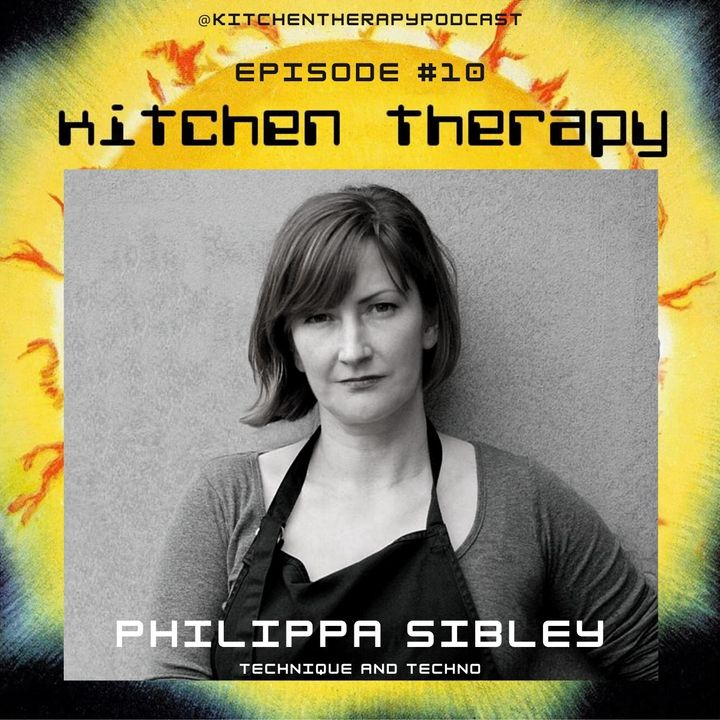 Kitchen Therapy: The Philippa Sibley Files