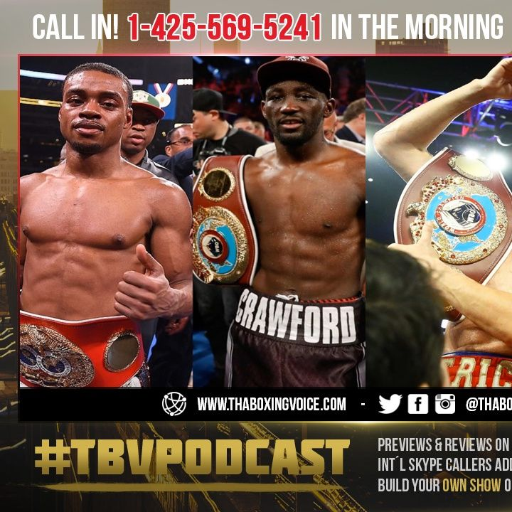 """☎️Crawford vs Spence Fight """"We Have NO Problem WORKING with PBC, Press Paints a Different Picture😱"""""""