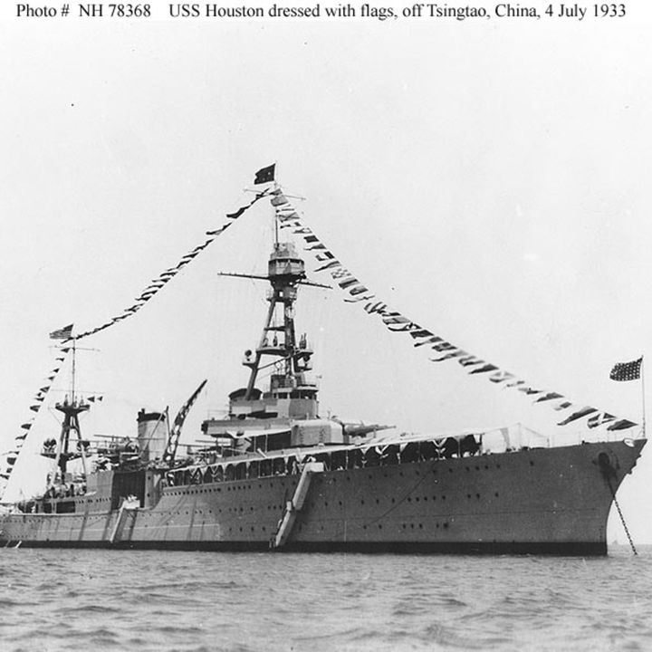 Episode 578: Best of the Asiatic Fleet of 1941 and its Lessons of Today