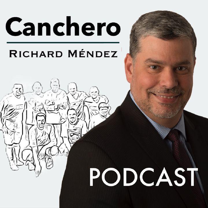 Canchero con Richard Méndez