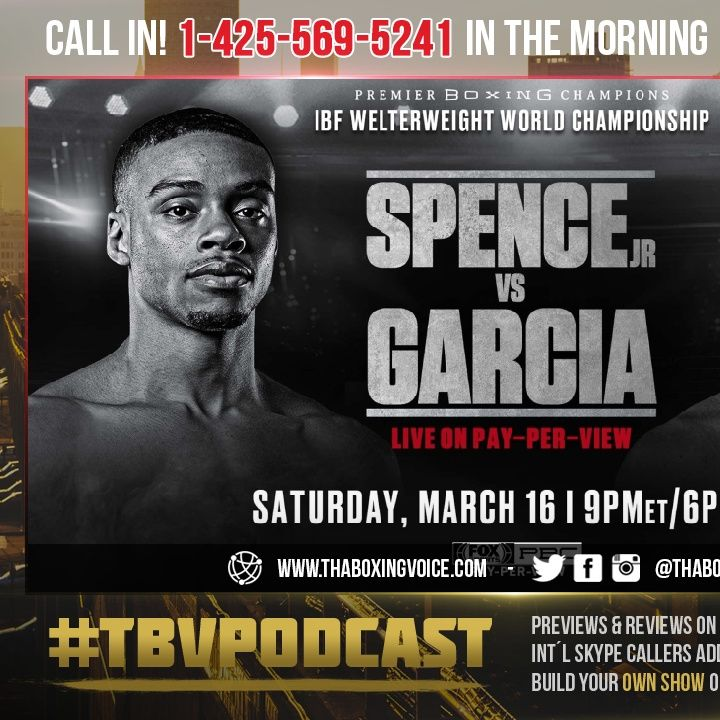 """☎️Errol """"The Truth"""" Spence Jr. Vs Mikey Garcia🔥One Week Out😱"""