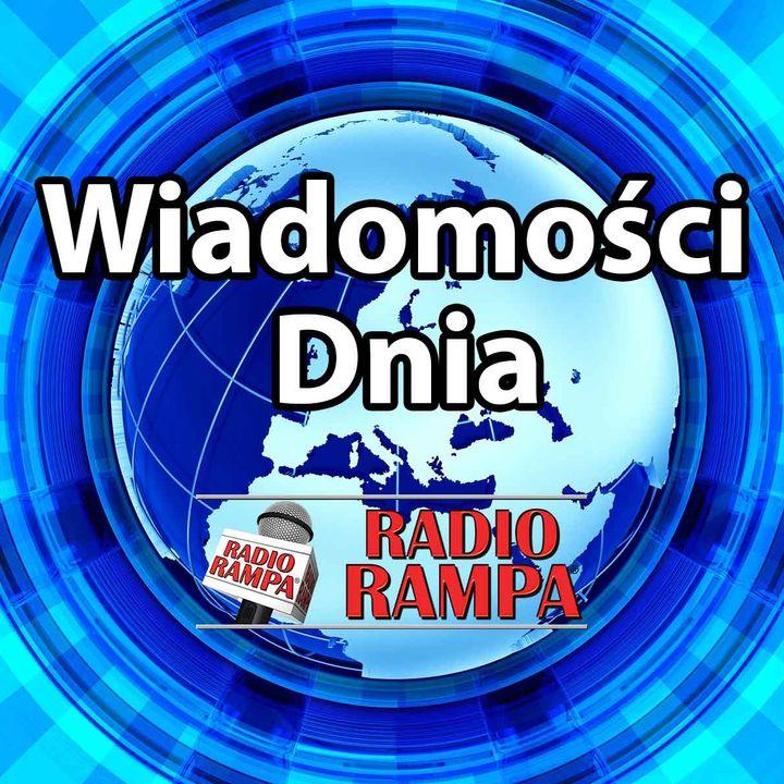 Wiadomosci Dnia w Radio RAMPA
