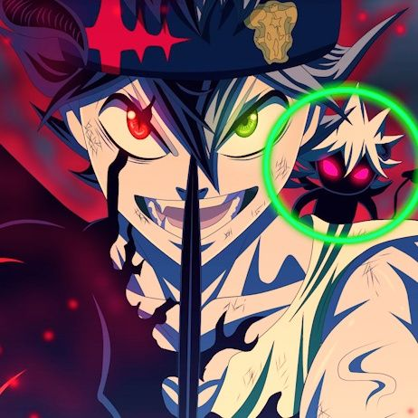 Asta's NEW Devil Power and Liebe's NEW FORM! Black Clover