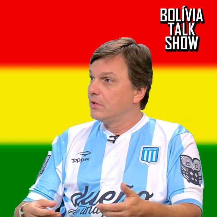 #7. Entrevista: Mauro Cezar - Bolívia Talk Show