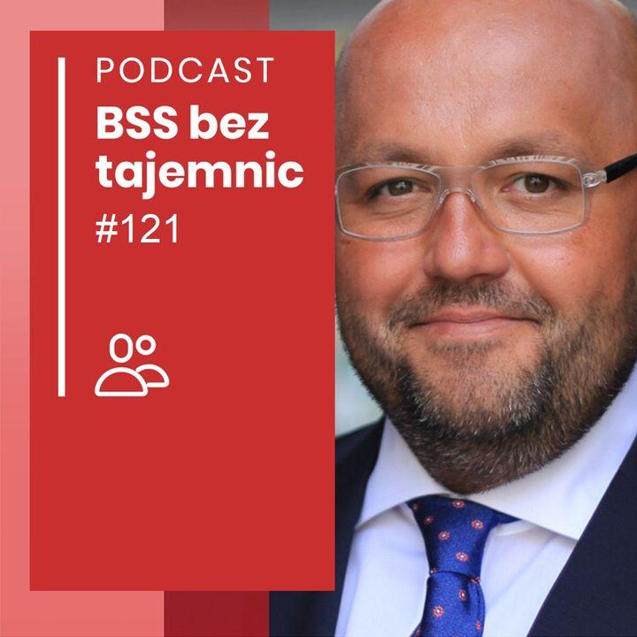 #121 Ludzie BSS - Sebastian Bedekier
