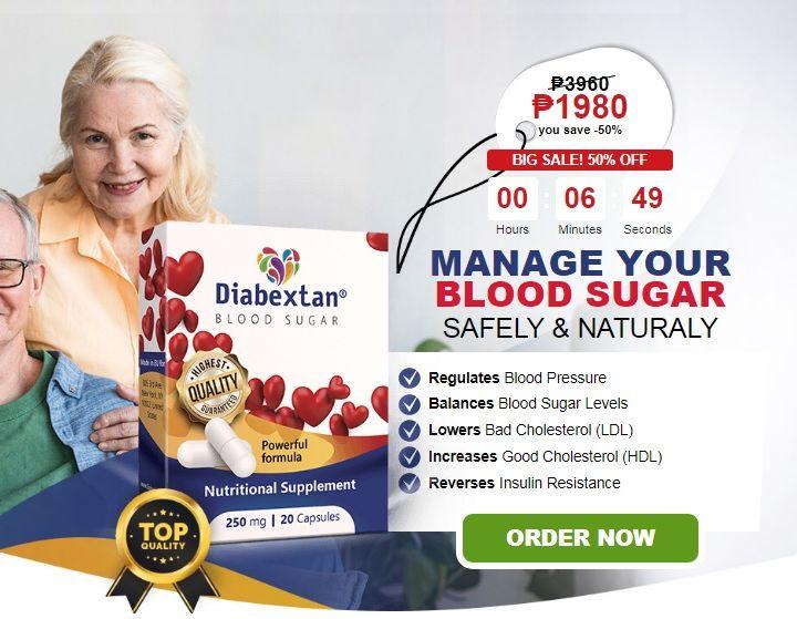 Diabextan Philippines