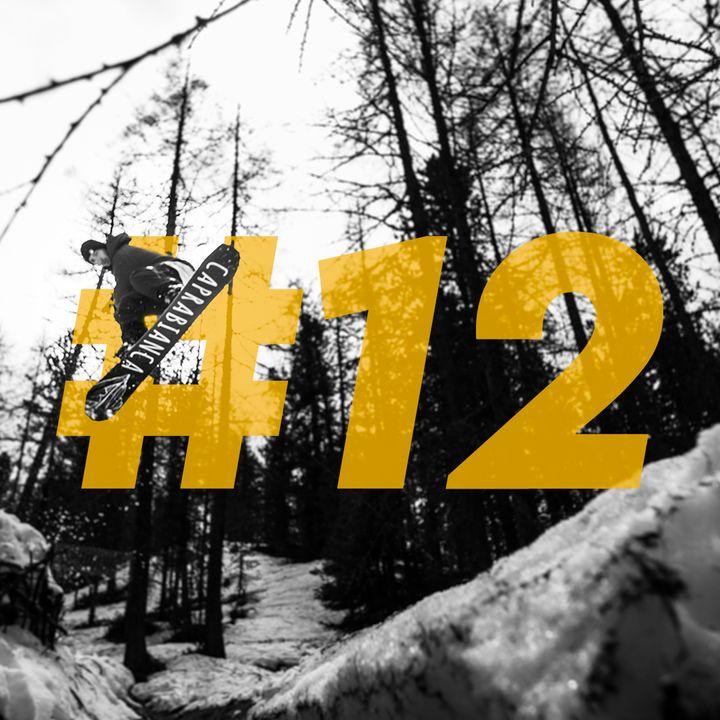 #12.7 SETUP - CAPRABIANCA SNOWBOARD con Luca Bastianelli