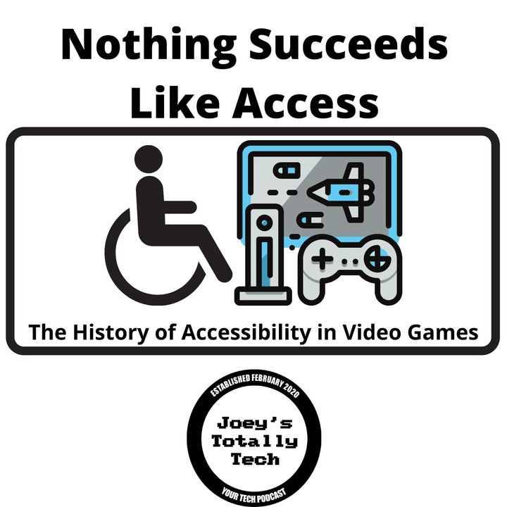 Nothing Succeeds Like Access: The History of Accessibility in Video Games