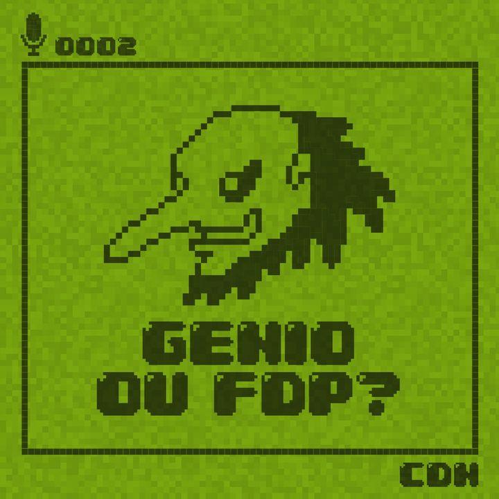 Gênio ou FDP? (com Amanda Ramalho)