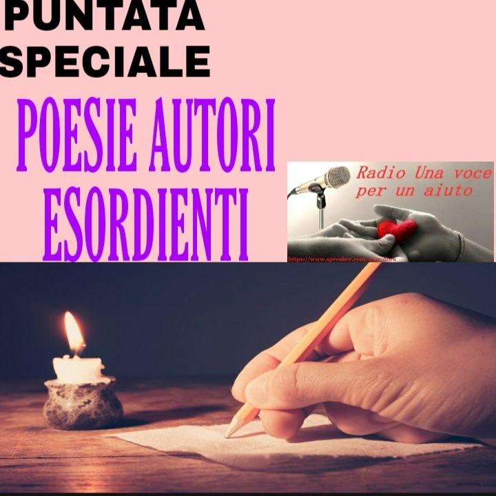 POESIE AUTORI ESORD. - Puntata dedicata a Francesco Prisco