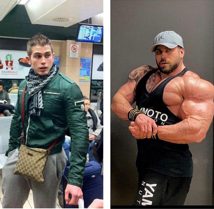 Bodybuilding - Emotività e Passione - Muschio Selvaggio