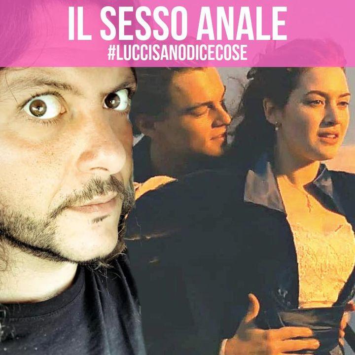 Il Sesso Anale by Emiliano Luccisano