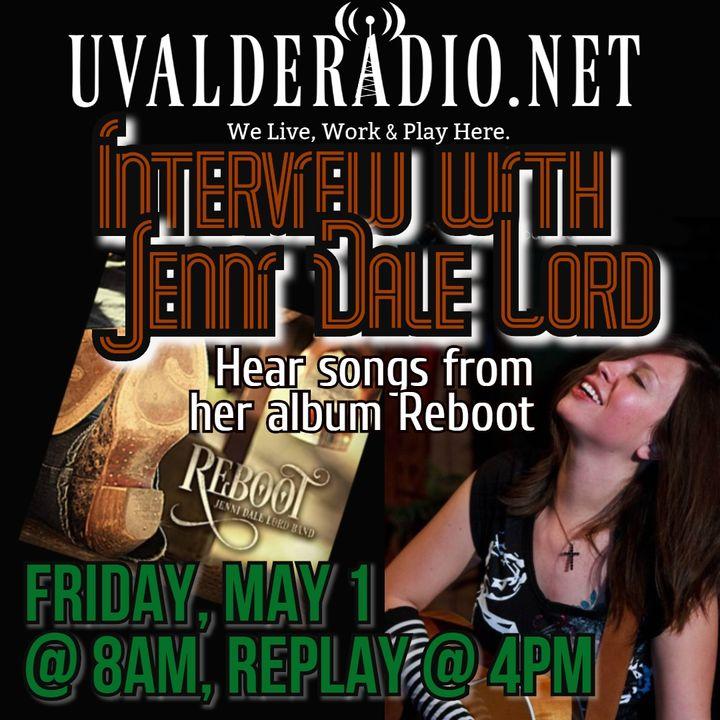 Jenni Dale Lord Interview 5/01/20