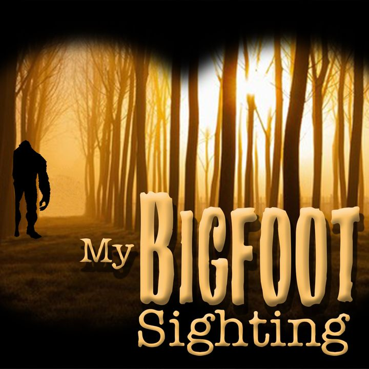 My Bigfoot Sighting Episode 2 (part 2) - Face to Face with an Angry, 12-Foot, Alpha Sasquatch!