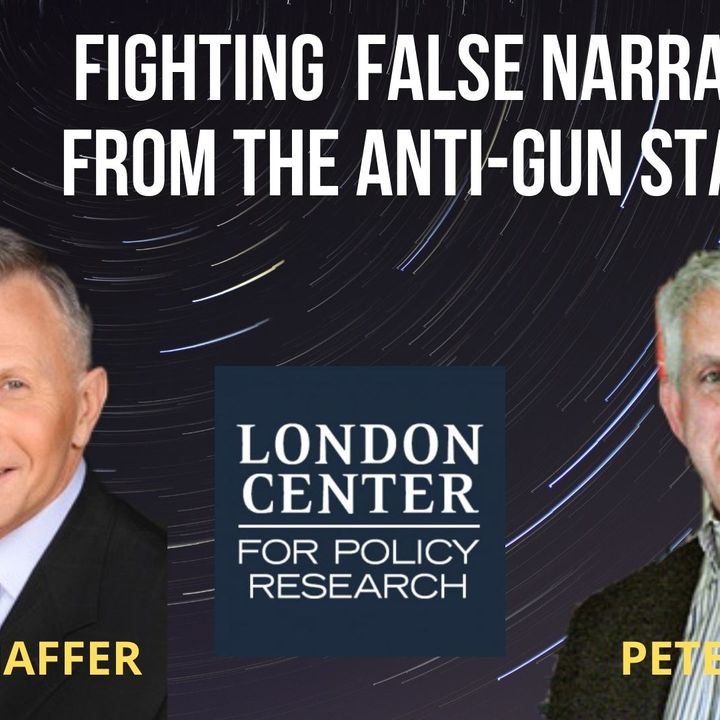 Ep 27: Fighting False Narratives From Anti-Gun Politicians After Mass Shooting Tragedies