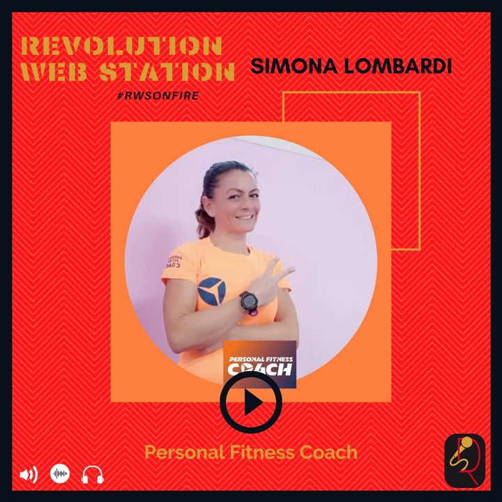 INTERVISTA SIMONA LOMBARDI - PERSONAL FITNESS COACH