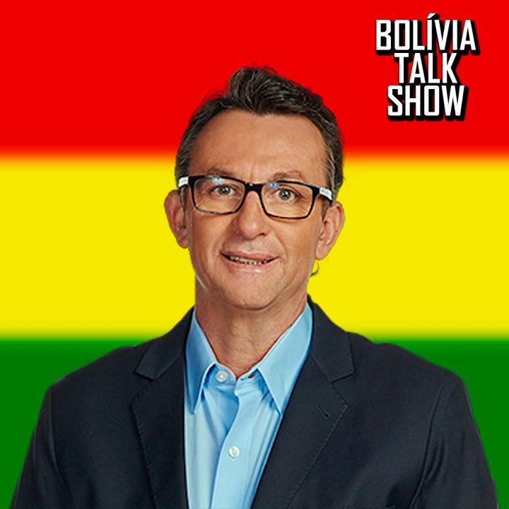 #4. Entrevista: Craque Neto - Bolívia Talk Show