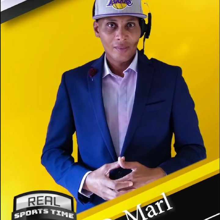 """""""REAL SPORTS TIME PODCAST""""w D-MARL"""