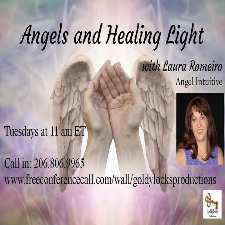 Angels and Healing Light Show ~ 19Nov2019