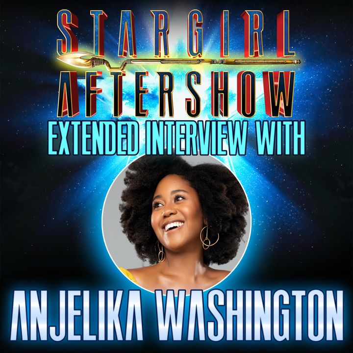 Anjelika Washington Extended Interview