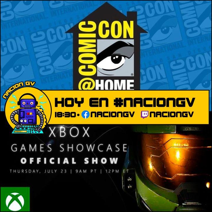 Lo que dejo la Comic Con y el evento de Xbox - 26 de julio