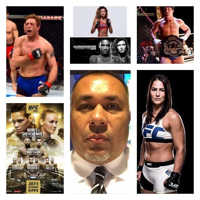 Fightlete Special International Fight Week Podcast