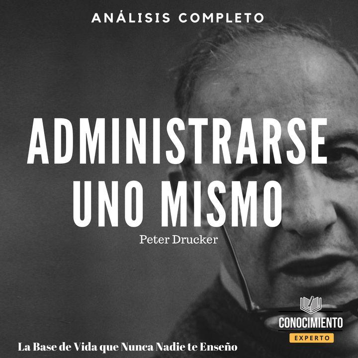 032 - Manejarse Uno Mismo (Managing OneSelf)