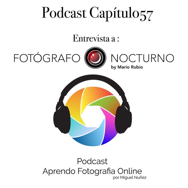 Entrevista a Mario Rubio - Capítulo 57 Podcast -