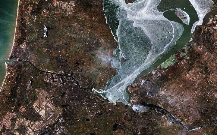 Satelliti e non solo. Quando gli indici raccontano il terreno