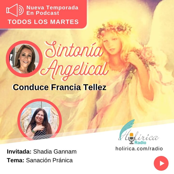 Sintonía Angelical - Sanación Pránica