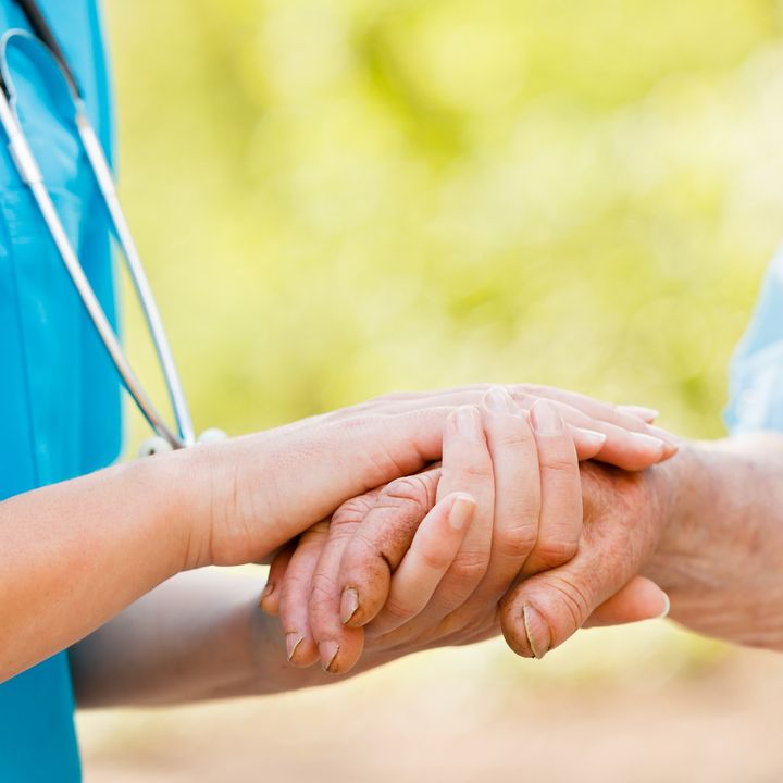 Loredana infermiera (Oss) beneficiata dal Reiki