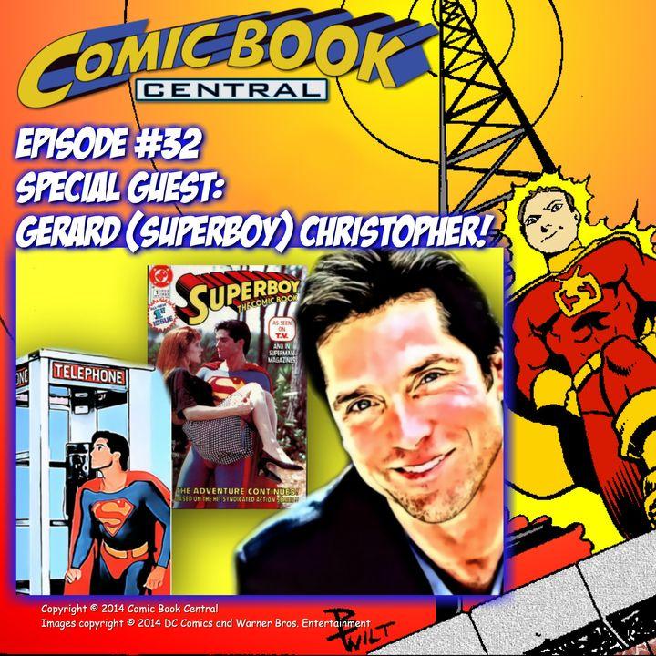 #32: Gerard Christopher