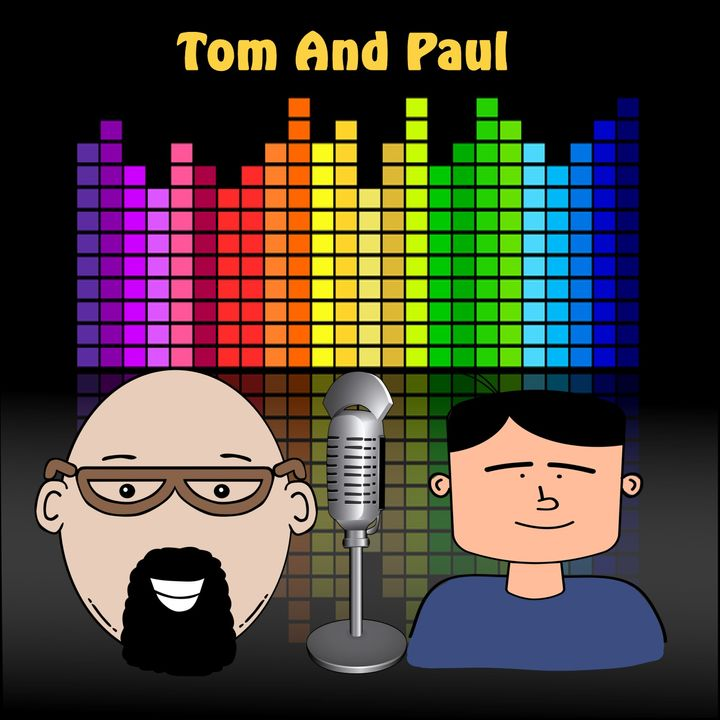 Tom And Paul Off The Wall