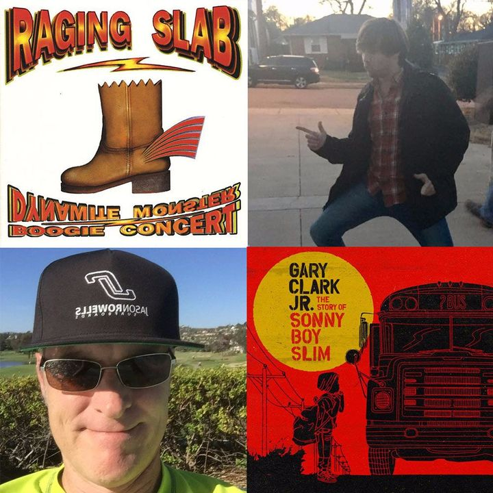 Ep 007 Gary Clark Jr & Raging Slab