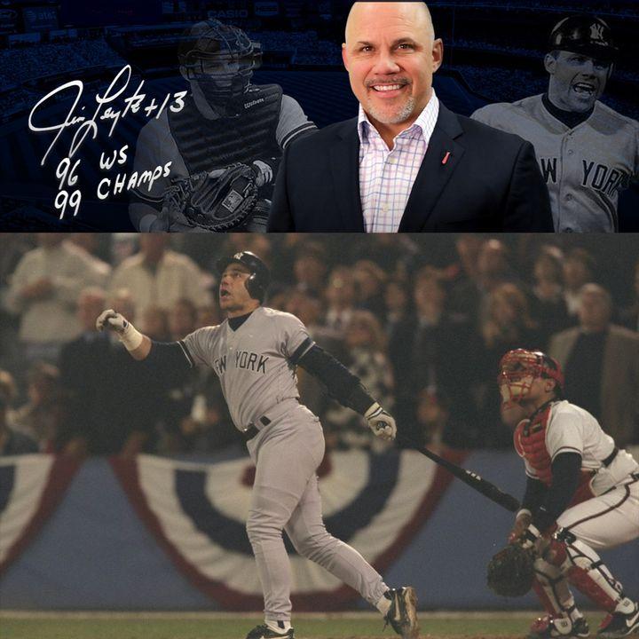 Episode 11 - Jim Leyritz (Catcher, World Series Champion w/ NY Yankees) Pt.1