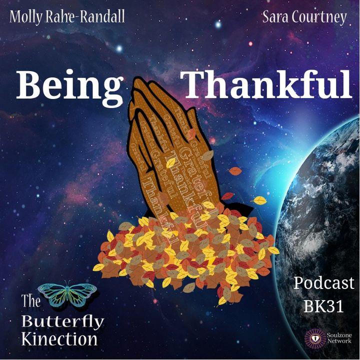 BK31: Being Thankful