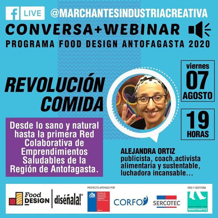 Revolución Comida | Food Design DISÉÑALA #12