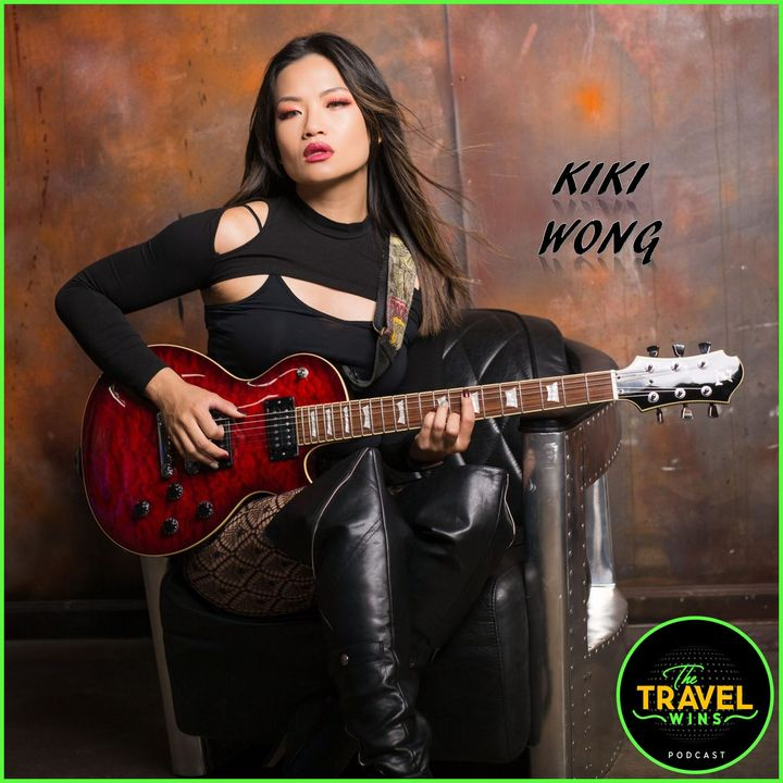 Kiki Wong | medical school or tour the world in a rock band could be a tough question