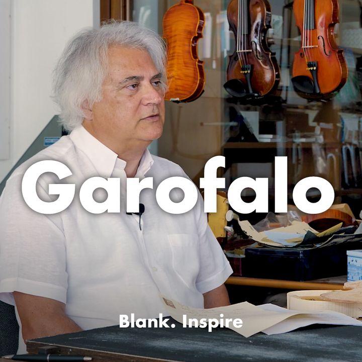 "Alessandro Garofalo: ""Se hai una buona idea, levatela dai piedi!"""
