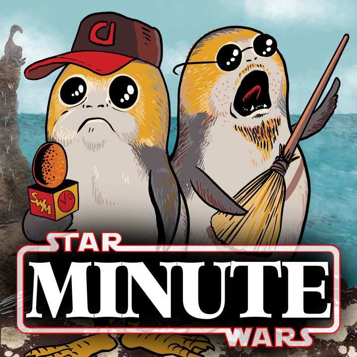 Last Jedi Minute 39: A Wet Cry