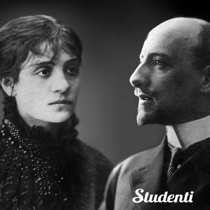 Letteratura - Gabriele d'Annunzio, La pioggia nel pineto