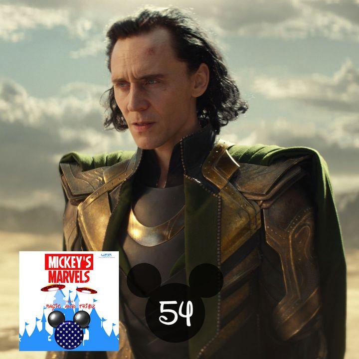 MM: 054: Loki: Episode 1