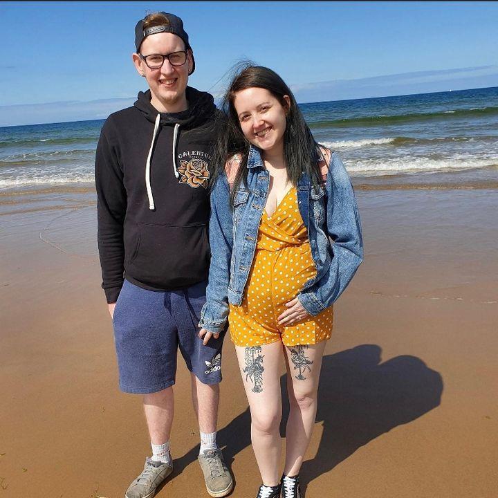 Episode 13 - Blogger Alannah Pregnancy, fertility and Crohn's Disease Journey
